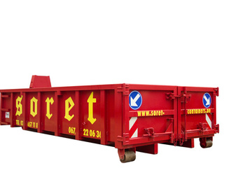 Soret - Containers (10m³)