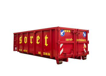 Soret - Containers (15m³)