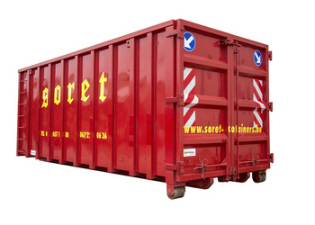 Soret - Containers (30m³)