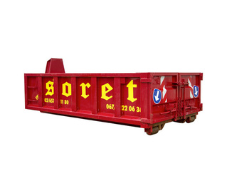 Soret - Containers (8m³)